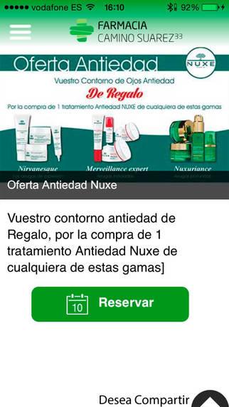 Farmacia Camino de Suarez 33