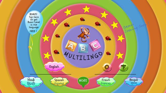 ABC MultiLingo Free