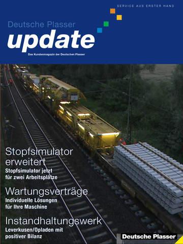 Deutsche Plasser Update