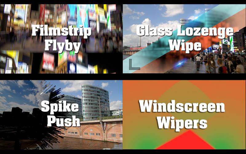 CoreMelt Motion Templates For Final Cut Pro 1 Screenshot - 4