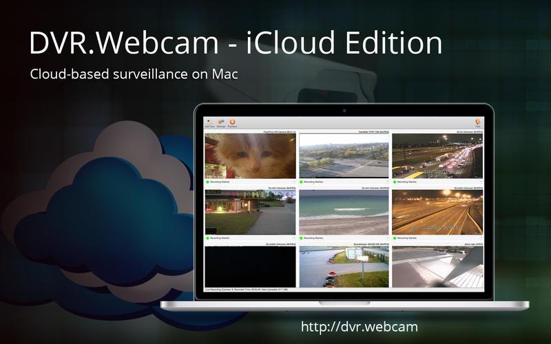 DVR.Webcam Screenshot - 1