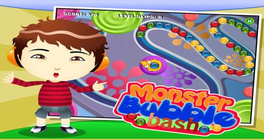 Monster Ball Bash - Zumma Shooter