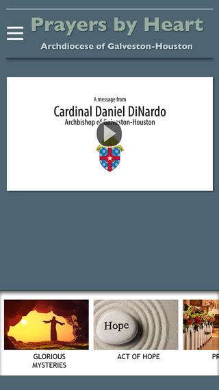 Saint Mary's Press Apps for the Archdiocese of Galveston-Houston
