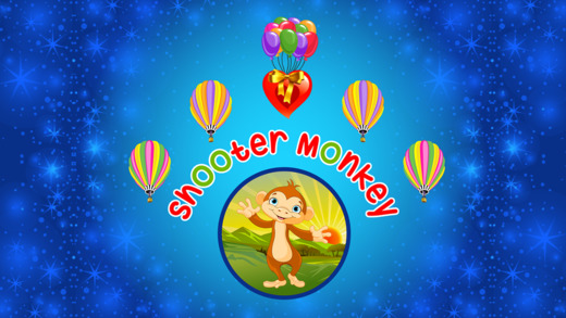 Shooter Monkey FREE