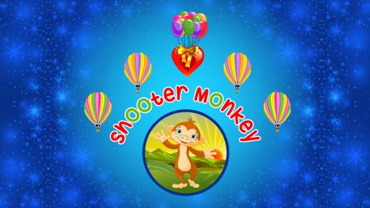 Shooter Monkey FREE