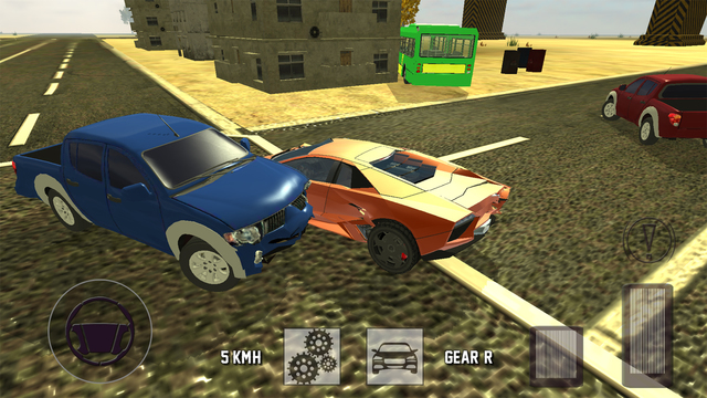 Extreme Super Car Driving Simulator