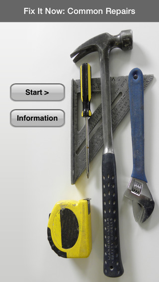 Fix It Now: Common Household Repairs