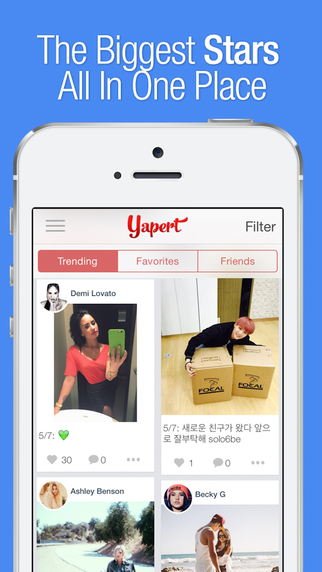 Yapert: The Network for Music Sports Entertainment Fashion and Lifestyle Fans