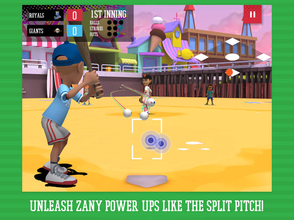 ... Backyard Sports Baseball 2015 Screenshot ...