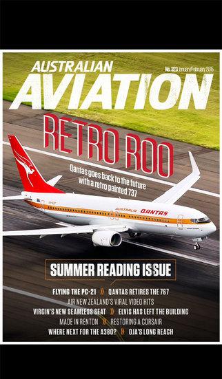 Australian Aviation Magazine