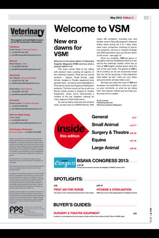 Veterinary Supplies Magazine screenshot 3
