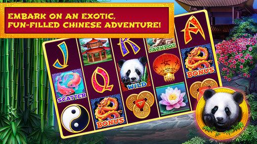 Panda Best Free Slots Vegas