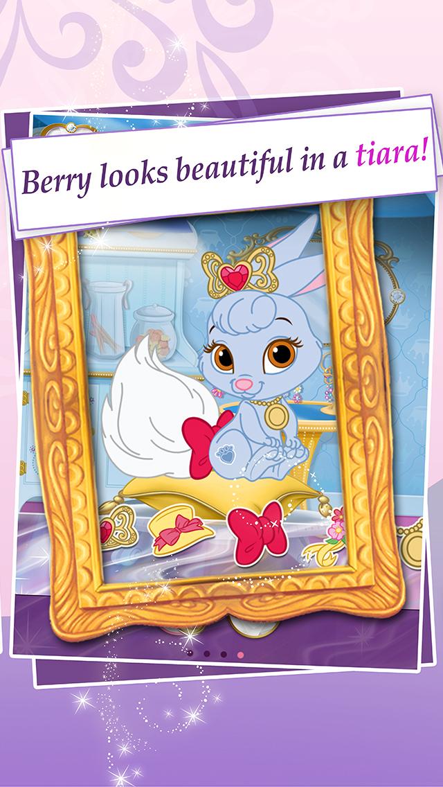 Disney Princess Palace Pets screenshot 4