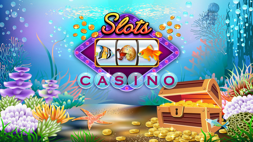Golden Treasure Slots Casino - Pile of Gold Coins Slot Machines