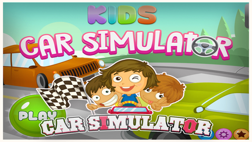 Kids Car Simulator – Crazy Kids Toy Cars