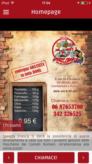 Speedy Frasca