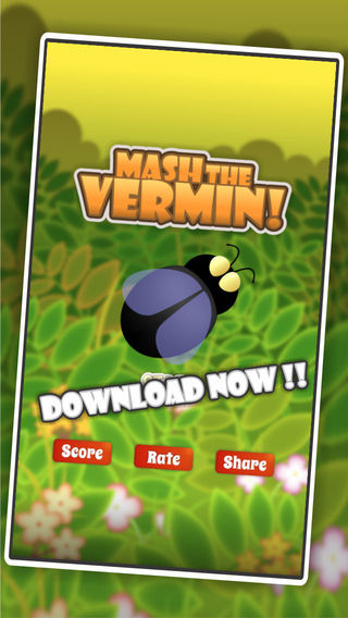 Mash the Vermin for Free