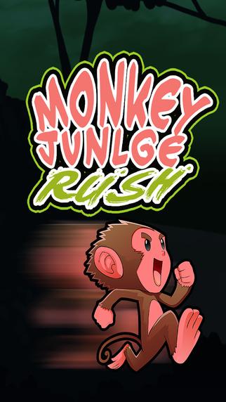 Monkey Jungle Rush PRO