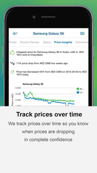 玩免費工具APP|下載Pricena - Shopping Comparison برايسنا - مقارنة الأسعار app不用錢|硬是要APP