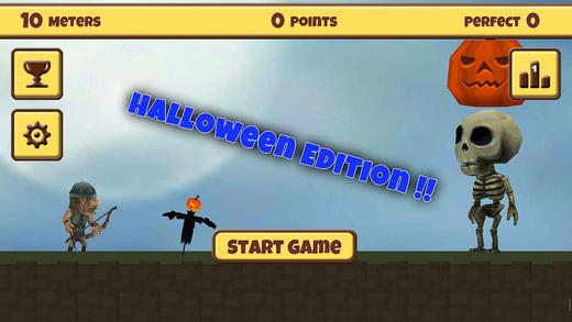 Boom The Apple - Halloween