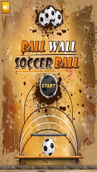 Ball Wall - Soccer Ball Addictive Game