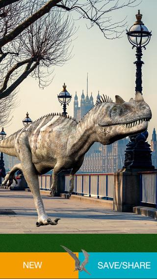 Dinosaur Photo Editor