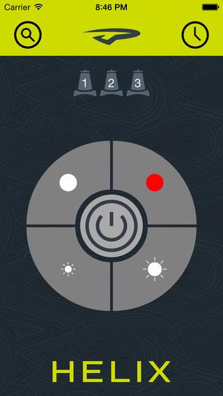 Helix Lantern Control