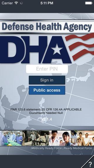 DHA Defense Health Agency