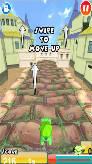 Cutie Monsters Pokémon 3D Run: Cute Pocket Game for Kids Family