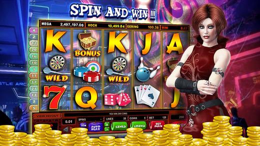 ' A Mega Slot De-luxe Machine-s of Fortune Gold-en casino with Vegas Gambling-Twist