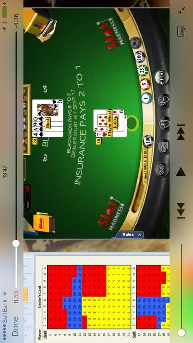 Beat the Casinos iPhone Screenshot 2