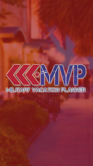 Military Vacation Planner