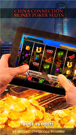 China Connection Money Poker Slots - FREE Slot Game Lucky Casino Players Paradise Showdown