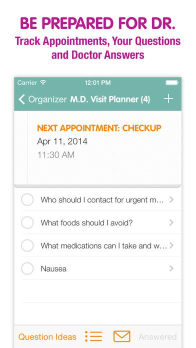Sprout - Pregnancy Essentials iPhone Screenshot 4
