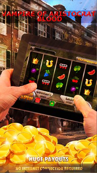 Vampire of Aristocrat Blood Slots - FREE Slot Game Wild Lucky