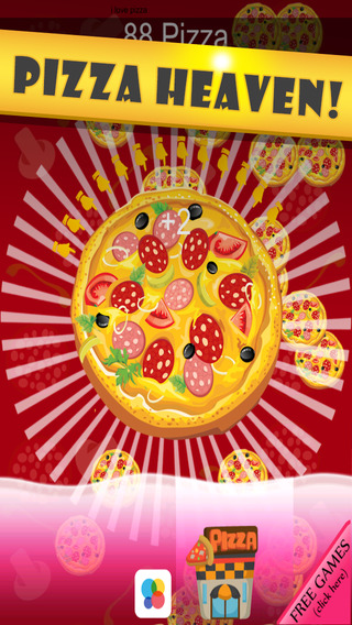 Crazy Pizza Tap Game - Happy Restaurant Clicker