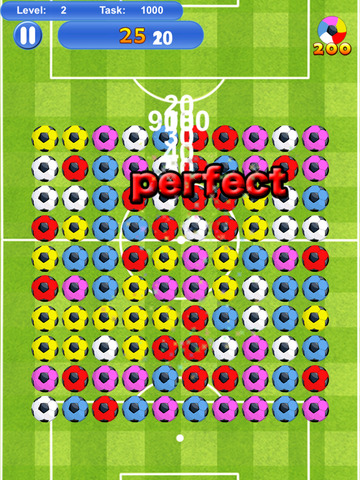 pop football-funny casual football pop game Screenshots
