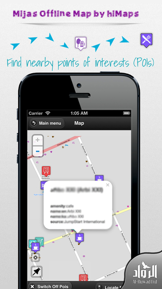 Mijas Offline Map by hiMaps