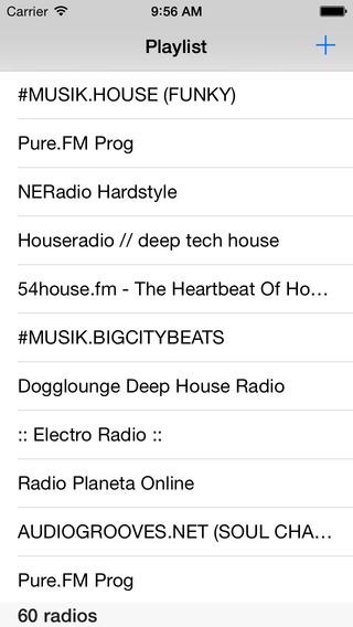 ILoveHouseMusic - Free house music mp3 streaming app