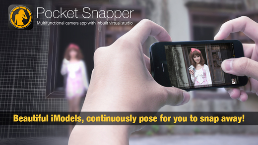 Pocket Snapper - iModel and Virtual Photo Shoot