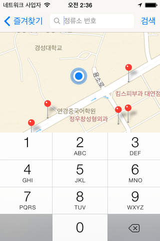 부산 버스 (Busan Bus) screenshot 2