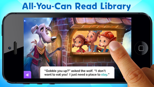 Speakaboos Stories: 150+ Interactive Children's Books Read Along Videos Educational Songs for Presch