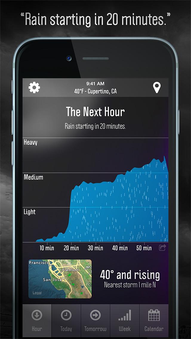 Weather Nerd screenshot 1