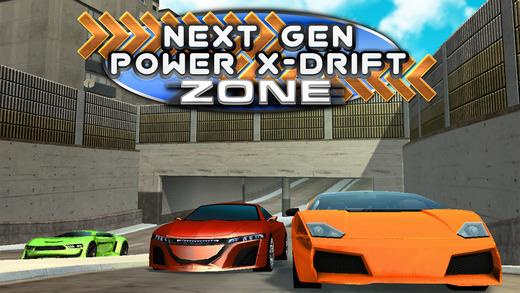 NEXT GEN POWER DRIFT X ZONE - RALLY RACER