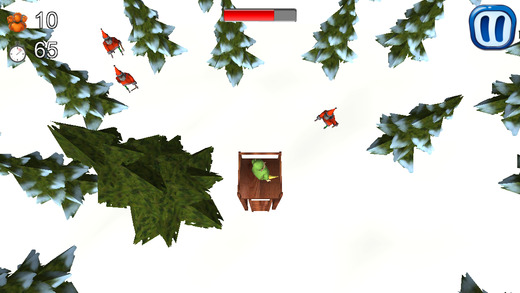 Elf VS Santa Defense 3D
