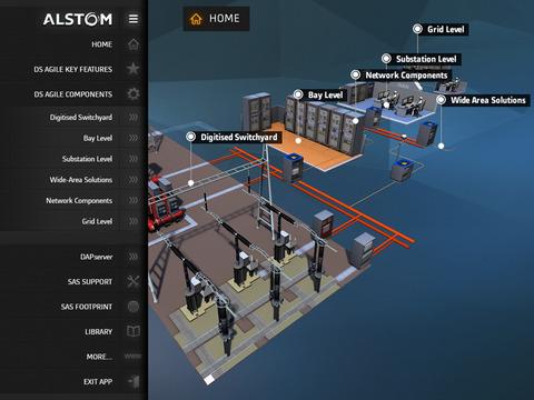 Alstom Grid DS Agile