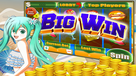 Candy VS soda slots – Vegas style progressive jackpot casino game