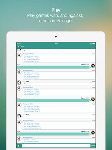 Palringo – Group messenger: chat, share and play games with like-minded people