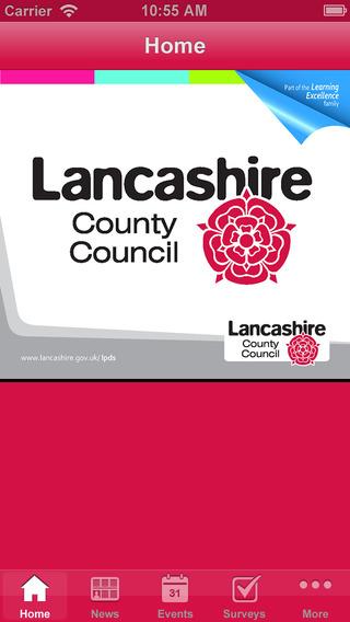 Lancashire Professional Development Service