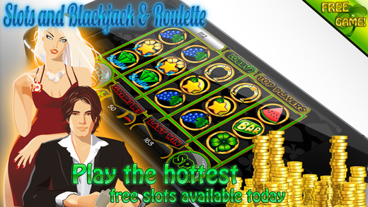 ```` 2015 ```` AAA Aaba Classic Lucky Slots and Roulette Blackjack*